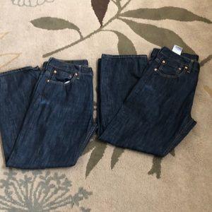 Levi Bundle of Jeans